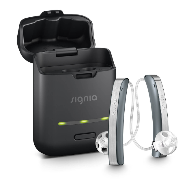 Signia Launches New Hearing Aid Line Styletto