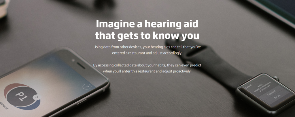 Updates in Hearing Aid Tech: Oticon's New AI Assistant For Hearing Aids