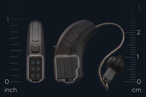Updates in Hearing Aid Tech: Widex Announces The World's First Battery-Free Hearing Device
