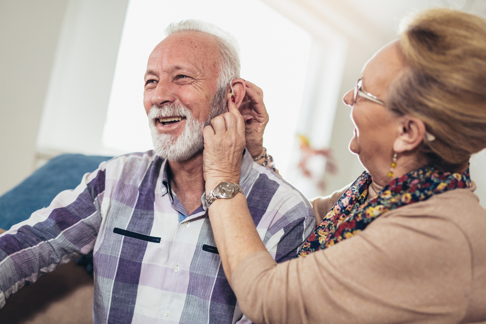 What To Do If You Experience Feedback From Your Hearing Aids