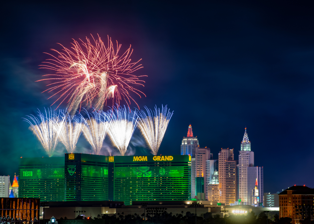 Ringing in the New Year : Tips to Celebrating in Las Vegas with Hearing Aids
