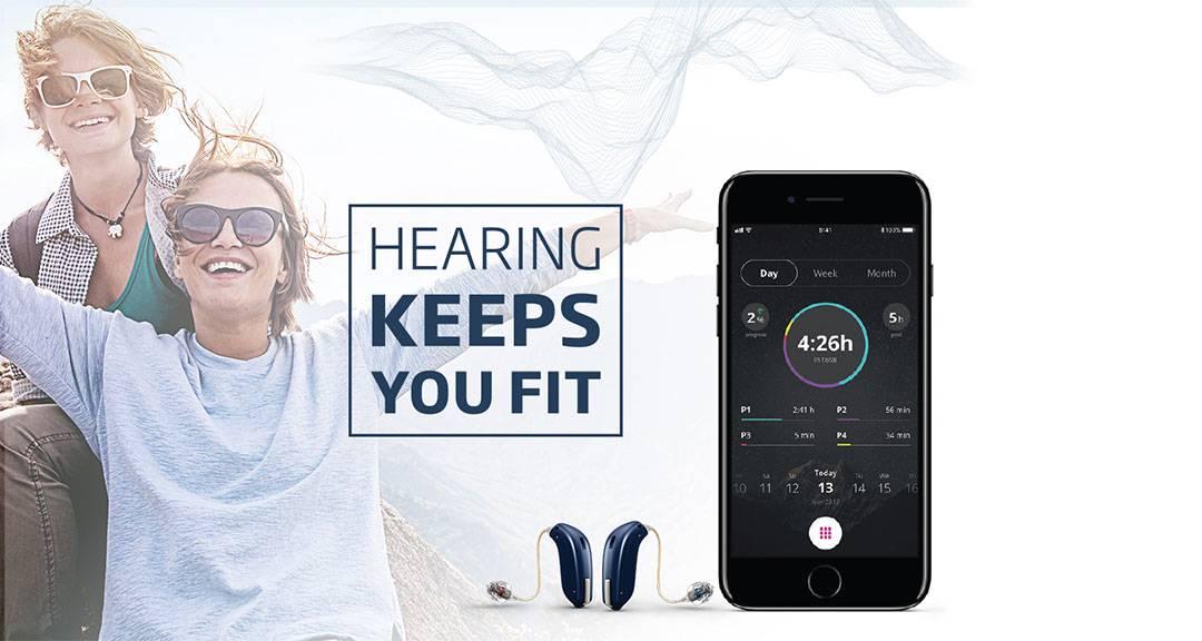 Hearing Keeps You Fit - Kaizn & HearingFitness