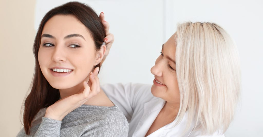 Don't Be Afraid Of Wearing Your Hearing Aids