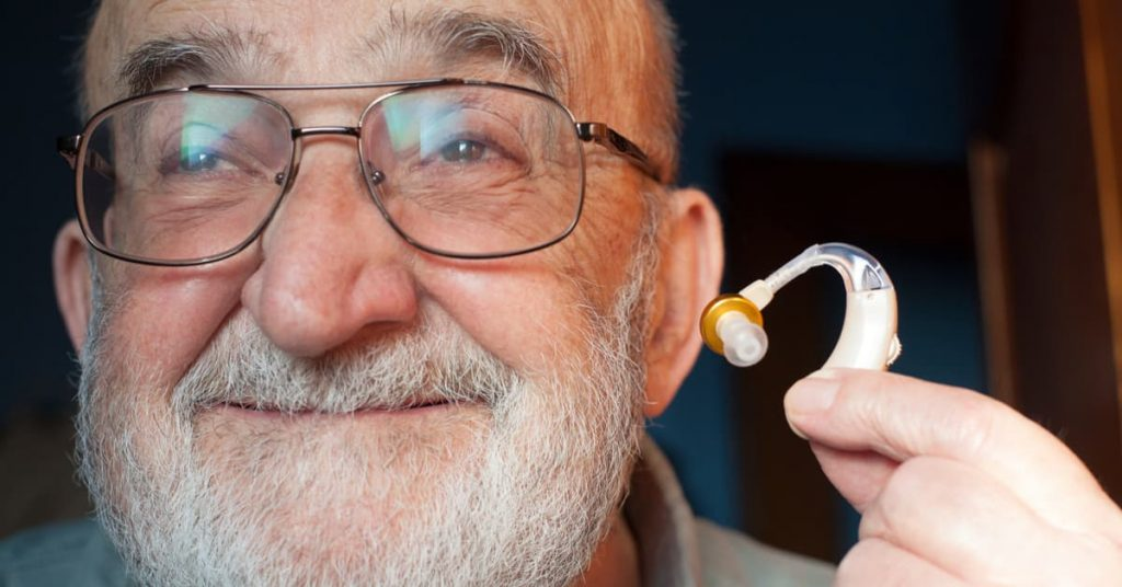 Why Hearing Aids Are Not the Same as Glasses