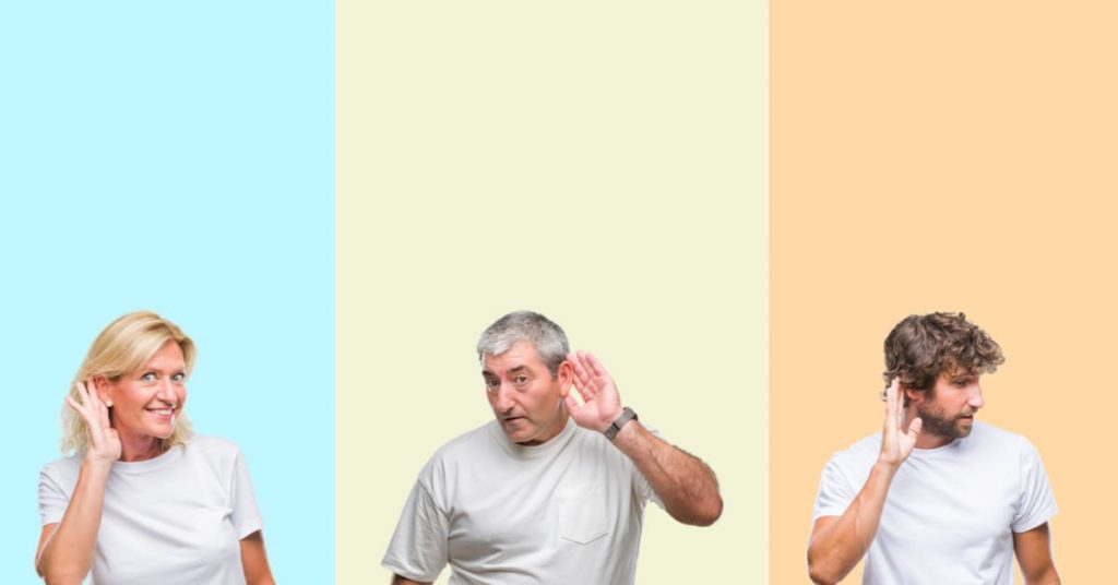 The Different Forms of Hearing Loss